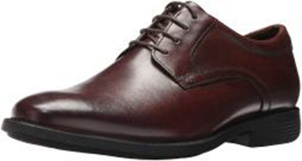 Nunn Bush Mens Devine Lace Up Dress Oxfords