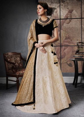 Sensational Look Designer Lehenga Choli