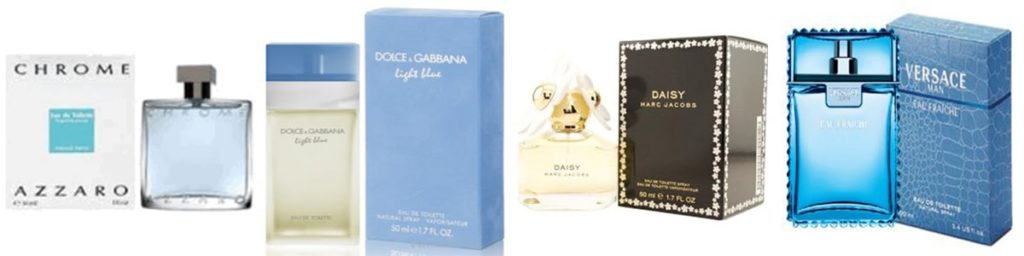 hot summer fragrances