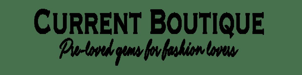 Deals / CouponsCurrent Boutique 1