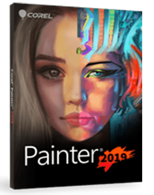 Painter 2019, Digital art & painting software