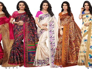 Best Quality Sarees up to 89% off at Shopclues