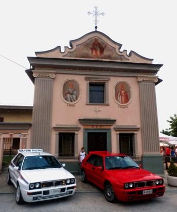 tuning per San Mauro e San Donato