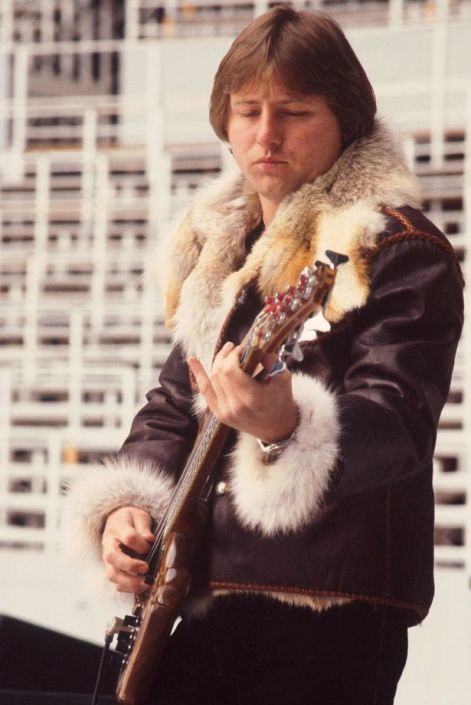 Greg Lake in 1977