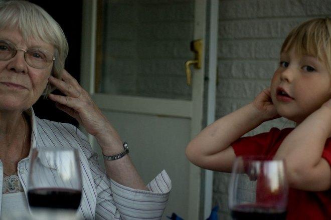 Ingrid och Isabell
