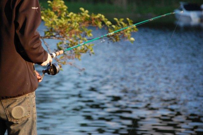 Jocke fiskar