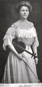 Dora Becker (1870-1958)