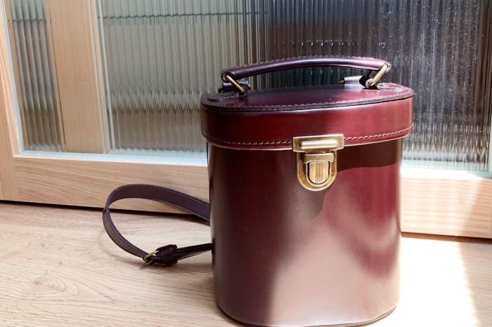 【Unboxing】英國手工包Beara Beara開箱!ALEX HANDBAG BROWN真皮英倫復古風水桶包