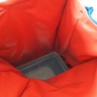 Nähen: Lunchbag