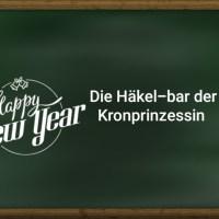 Die Häkel-bar der Kronprinzessin: Neujahrsglücksbringer 2.0