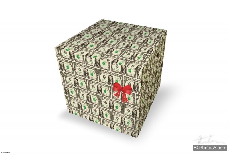 H_Dollar_Cube_Gift