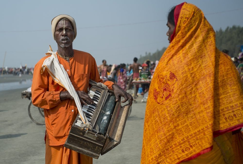 The Road to Ganga Sagar