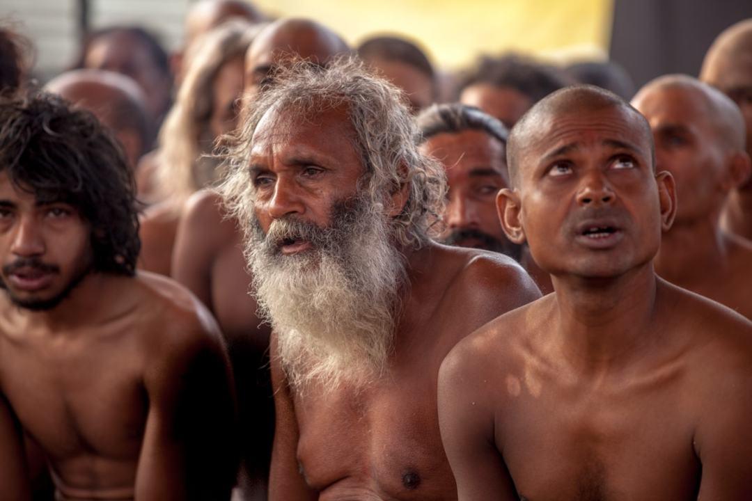 Sadhus Kumbh Mela-10-min
