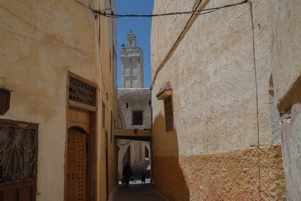 The Medina of Meknes