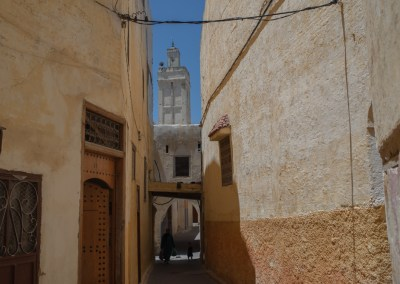 The Medina of Meknes