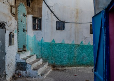 The Medina of Moulay Idriss Zerhouna
