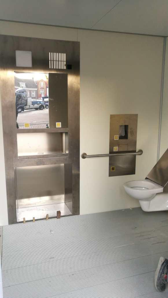 bagno autopulente disabili