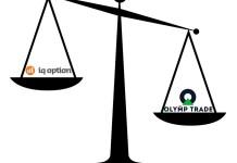 So sánh 2 sàn giao dịch Olymp Trade và IQ Option