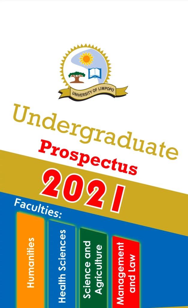 University of Limpopo Undergraduate Prospectus