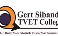 Gert Sibande TVET College Application Closing Date 2022