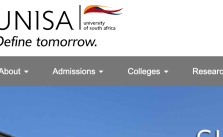 UNISA Online Applications 2022 | Apply to University of South Africa