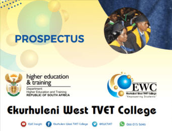 Ekurhuleni West TVET College Prospectus 2022 (Download PDF)