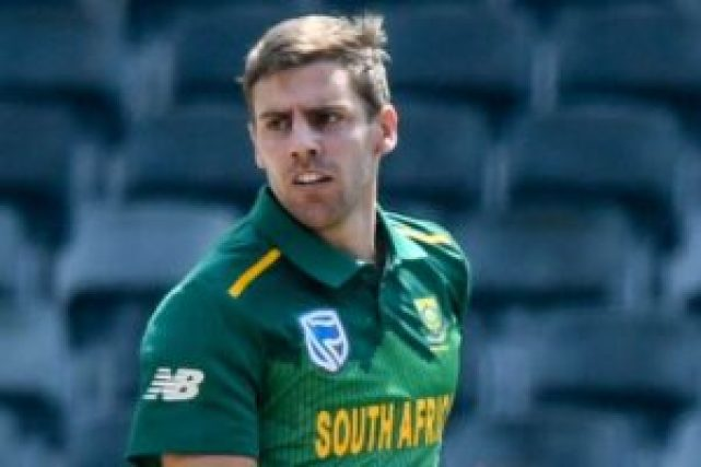Anrich Nortje (born 16 November 1993) is a South African cricketer. He made his international debut for the South Africa cricket team in March 2019.