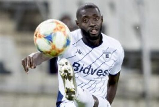 Deon Hotto (born 29 October 1990) is a Namibian international footballer who plays forOrlando Piratesand for the Namibian national team (The Brave Warriors). He played at the 2014 FIFA World Cup qualification.