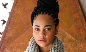 Stephanie Sandows (born 29 October 1990) is a South African TV presenter and actress who came to limelight after her role in the television series, MTV Shuga.