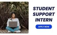 Student Support Intern at Feenix 2021 Is Open