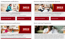 UNISA Online Application 2022 – Apply to unisa.ac.za