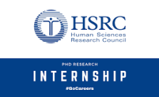 Human Sciences Research Council (HSRC) Internships Opportunity 2022 is Open