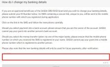 srd.sassa.gov.za Change Your Banking Details – SASSA R350 Grant