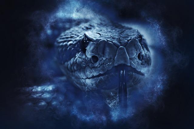 Основни типове сънища - Сънища със змии