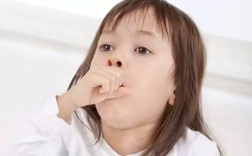 Кашлица при деца