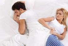 Половината жени избират съня пред секса