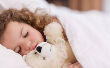 Разстройства в съня при децата
