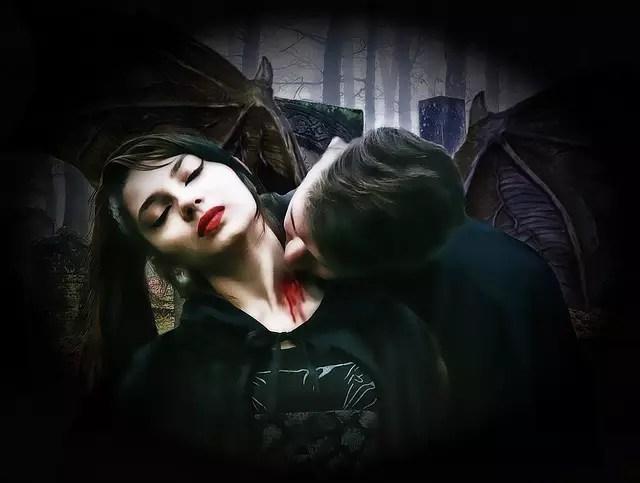 Съновник Баба Ванга - Вампир
