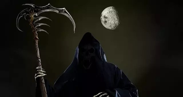 Съновник Баба Ванга - Смърт