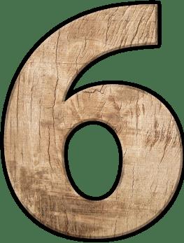 Число на живота - 6 Шестици - Грижовният
