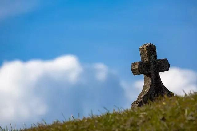 Съновник Баба Ванга - Гроб