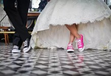 Суеверия за сватба