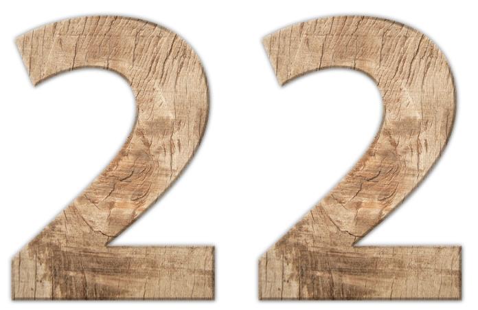 Число на живота - 22 Двадесет и двойки - Великият архитект
