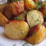 Пресни картофки на фурна