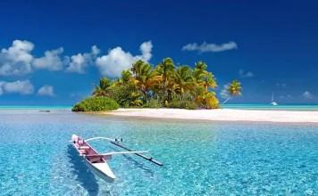 Гледки от най-красивите острови на земята
