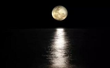 Сънища според лунните фази