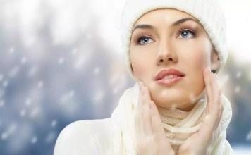 Грижа за лицето през зимата