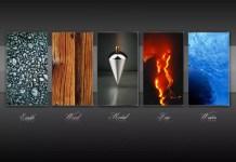 Нумерология според петте елемента