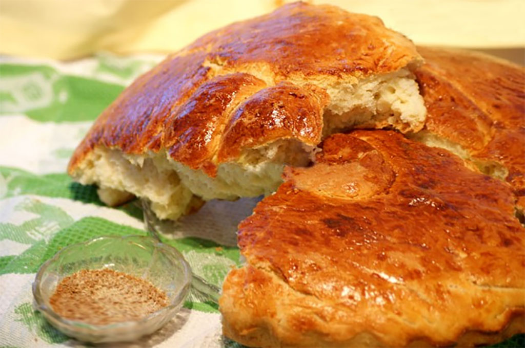 Рангелово блюдо(рангелов хляб)