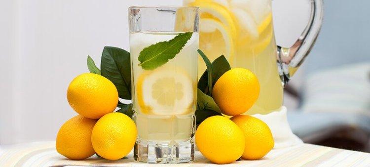 Los 7 Principales Beneficios De Tomar Agua Con Limón 1
